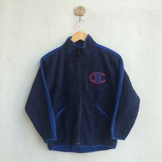 A personal favorite from my Etsy shop https://www.etsy.com/listing/511254254/vintage-90s-champion-zipper-kid-training