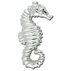 Seahorse Convertible Clasp https://www.goldinart.com/shop/convertible-clasp-bracelets/seahorse-convertible-clasp #ConvertibleClasp, #SterlingSilver