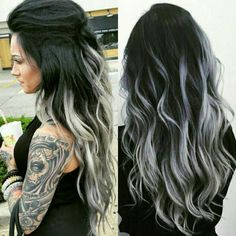 Or do one fun color like this