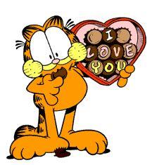 garfield - I Garfield Pictures, Garfield Quotes, Garfield Cartoon, Garfield And Odie, Garfield Comics, Valentine Images, Valentine Day Love, Valentines, Garfield Wallpaper