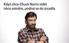 Chuck Norris, Humor, Button Down Shirt, Men Casual, Jokes, Lol, Mens Tops, Dress Shirt, Husky Jokes