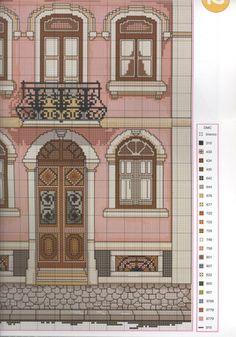 Gallery.ru / Фото #165 - melhor de Portugal em ponto de cruz - Ulrike