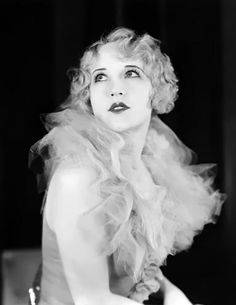 Betty Compson - Silent film star and vaudeville performer