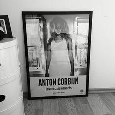 Anton corbijn inwards and onwards #stockholm #interiordesign #scandinavian Design #ikea Frame #blackandwhite schwarz weiß