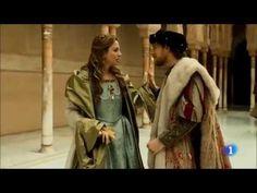 Carlos V y Isabel de Portugal llegan a la Alhambra - YouTube