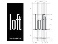 Loft logo design