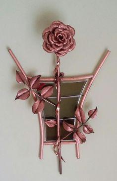 Trandafir din cupru