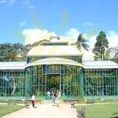 Petropolis Brazil: City of Hydrangeas. Petropolis Imperial.