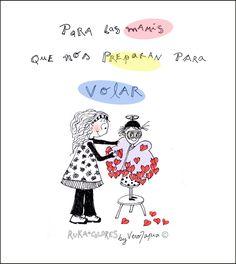 """""""Ruka de Colores"""" by Vero Tapia"""