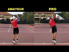 Today Aritz is going to show you one of the biggest mistakes tennis players do on their serve and how you can avoid it. You can contact us regarding any ques. Tennis Bags, Tennis Clothes, Tennis Party, Play Tennis, Tennis Techniques, Tennis Rules, Tennis Serve, Tennis Lessons, Tennis Equipment