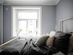 Refrescar una decoración con el color blanco pisos suecos estilo nórdico decoración salones decoración pisos pequeños decoración…