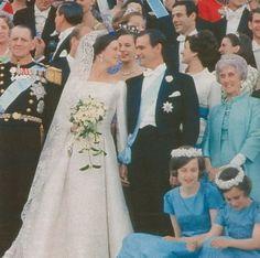 Royal Wedding Gowns, Royal Weddings, Wedding Bride, Wedding Dresses, Vegas Weddings, Royal Family Trees, Danish Royal Family, Korean Bride, Royal Photography