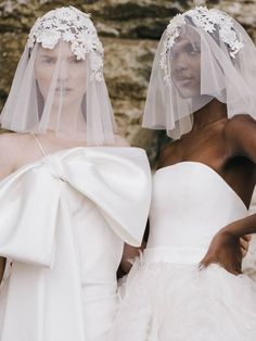 From bridal designers to luxury and high-street retailers, click through for the intel on what the fashion bridal industry looks like right now. Bridal Looks, Bridal Style, Asos Wedding Dress, Wedding Bells, Wedding Day, Industry Look, Bridal Designers, Affordable Wedding Dresses, Prabal Gurung