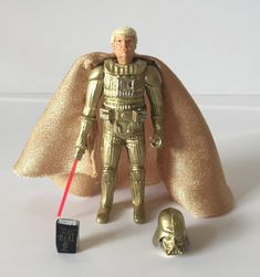 Darth Trump (Gold Edition) Action Figure by TIMEBANDITS x Special Ed Toys