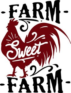 Farm sweet farm - SVG file Cutting File Clipart in Svg, Eps, Dxf, Png for Cricut & Silhouette Free Svg Files Monogram, Cricut Monogram, Free Monogram, Free Svg Cut Files, Cricut Vinyl, Svg Files For Cricut, Vinyl Decals, Yeti Decals, Silhouette Cameo Projects