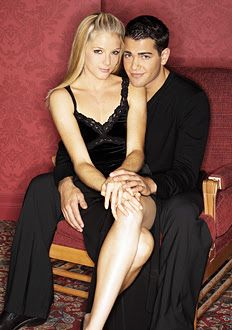 Passions: Miguel and Charity Passions Soap Opera, Passion Pictures, Bethany Joy Lenz, Jesse Metcalfe, Passion For Life, Movie Couples, Perfect Couple, Days Of Our Lives, Tv Guide