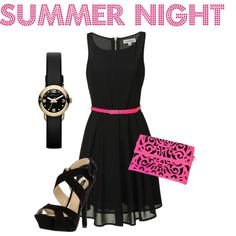"""Summer night"""