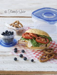 Back To School Lunch Ideas @Laura | Family Spice