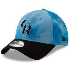 huge selection of 019d6 f8545 Men s Colorado Rockies New Era Blue Black 2019 Father s Day 9TWENTY  Adjustable Hat, Your