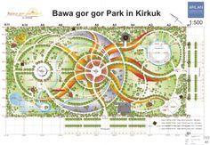 Landscape Design Plans, Landscape Concept, Landscape Architecture Design, Architecture Plan, Ing Civil, Architecture Concept Diagram, Park Landscape, Urban Park, Site Plans