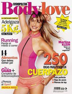 Body Ballet® en el Nº1 de Cosmopolitan Body Love! http://www.bodyballet.es/