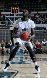 CLEVELAND -- Ohio men's basketball senior forward Maurice Ndour (Mbour, Senegal) has been named the Mid-American Conference East Division Player of the Week, as announced by the league office on Monday (Jan. 26, 2015). --  Ndour garners conference player of the week honors for the first time in 2014-15 and fourth time in his career. He was also named MAC Player of the Week by College Sports Madness. --  Ndour helped Ohio (7-10, 2-4 MAC) pick up its first two victories of the 2015 MAC season…