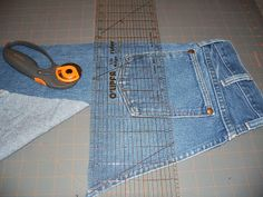 My Favorite Denim Quilt Tutorial Part 1