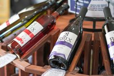 Although a 30 minute drive from my Clement's Lake Erie Cottages, I recommend starting your wine tour here at 21 Brix Winery and heading back toward North East, PA. 21 Brix is a favorite on our wine trail.