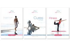 brochures des Thermes d'evian