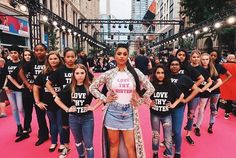 """GirlLove on Instagram: """"Is it too soon for a #FBF to when @iisuperwomanii had the most epic award show entrance ever? NAH.  #LoveThySister #GirlLove"""""""