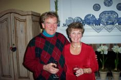 December 2002 Woodinville home.  YMCA party