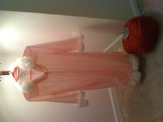 Cindy Lou Hoo Costume + Ornament (old nightgown, pillow fluff) + (bagged balled up paper, old t-shirt safety pinned around the bag, candle lid, hook from hanger) Cindy Lou Hoo, Grinch Party, Old T Shirts, Nightgown, Diy Clothes, Costume Ideas, Hanger, Candle, Safety