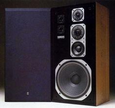YAMAHA NS-890 1978