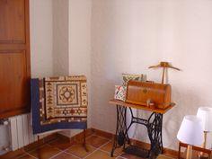 el quarto de cosir amb el mistery de l'Àngels...