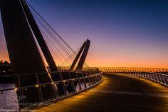 Bridge - Elizabeth Quay by MarkNangle