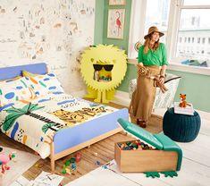 Drew Barrymore New Walmart Home Line Flower Kids Kids Furniture, Furniture Decor, Safari Bedroom, Walmart Home, Drew Barrymore, Transitional Decor, Bespoke Furniture, Inspiration Wall, Dream Decor