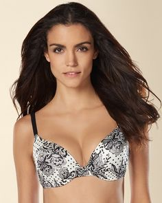 "Soma Intimates Vanishing Back Push Up Bra #somaintimates  #MySomaWishList ""My Soma Wish List Sweeps"""