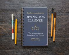 Divination Weekly Planner | 21 Harry Potter School Supplies That Will Make You A Total Hermione