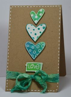 Made with Purple Onion Design stamps 2013. Make the card base with Bazzill's Kraft cardstock, of course.