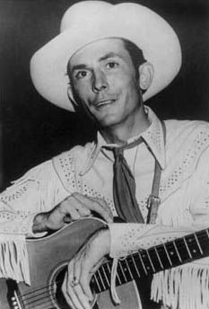 "Hank Williams was one of  the many first country singers in the 1950's. He was born September 17, 1923 in Alabama.In 1946 Hank went to Nashville to meet his new publisher Fred Rose to start recording his first hit ""Move it on Over"" that made the Billboard that same year. Hank was considered one of the most popular singer/songwriters of country music with songs like ""Cold, Cold Heart"", ""You're Cheating Heart"",  and many more. On December 30, 1952 Hank died of a Heart Attack in Montgomery…"