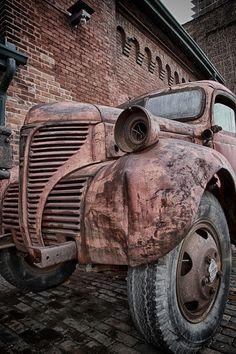 1949 (?) Fargo Truck