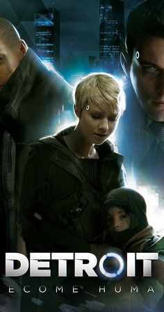 Detroit:Become Human by David Cage. With Valorie Curry, Bryan Dec… Detroit:Become Human by David Cage. With Valorie Curry, Bryan Dechart, Jesse Williams, Audrey Boustani. Take control of three androids in their quest to discover who they really are. Playstation, Xbox, Luther, Dechart Bryan, Valorie Curry, David Cage, Mundo Dos Games, Detroit Art, Quantic Dream