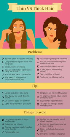 Hair Tips: 31 Charts That'll Help You Have the Best Hair of Your Life. Hair Care Tips, Hair Tips And Hacks, Hair Care Routine, Skincare Routine, Curly Hair Hacks, Hair Tricks, Hair Tutorials, Haircuts For Thin Hair, Thick Hair Hairstyles Medium
