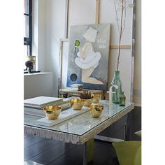 10 Decorating Ways to Make Your Dining Room Feel Fresh | See more at http://moderndiningtables.net/2016/01/15/10-decorating-ways-to-make-your-dining-room-feel-fresh/
