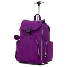 Kipling Alcatraz II Rolling Backpack with Laptop Protection