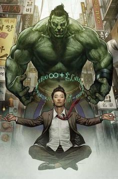 The Totally Awesome Hulk - Marvel Comics Hulk Marvel, Marvel Dc Comics, Heros Comics, Thanos Avengers, Comics Anime, Marvel Art, Marvel Heroes, Deadpool Wolverine, Hulk Spiderman
