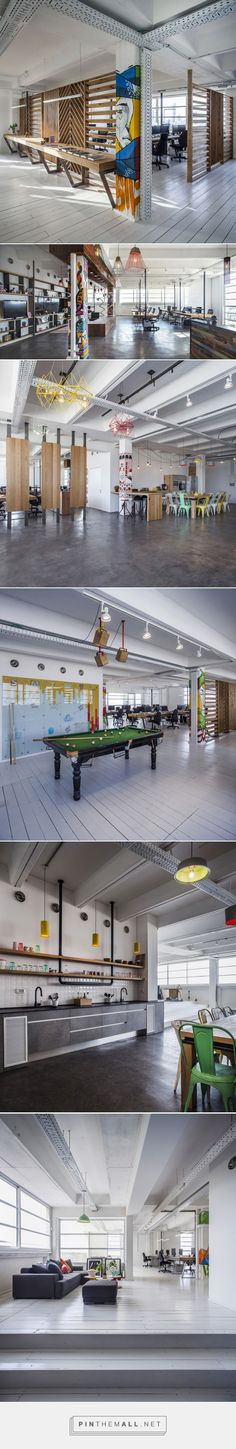 Jelly Button Games and Hamutzim Studio / Roy David Studio | ArchDaily - created via https://pinthemall.net