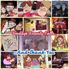 See ya next summer Gravity Falls... by Darkmegafan01.deviantart.com on @DeviantArt
