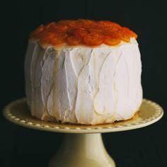 Layered Parsnip Cake with Candied Kumquats | Food & Wine