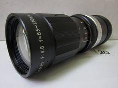 LS894CA SUN F4.8 85-210mm AUTO TELE ZOOM ジャンク_画像1